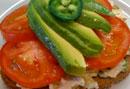 Cristina Ferrare's Chicken Salad Sandwich