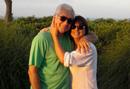 Cristina Ferrare and husband