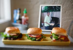 Farmhouse Bacon Cheeseburger