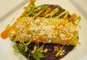 Chef Cameron Payne's Chicken Tamales