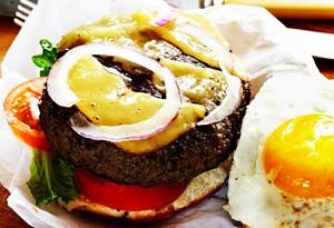 Marcus Samuelsson's Classic Burger