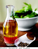 Gerri Hirshey's Salad Dressing