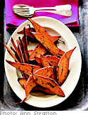 Cinnamon-Roasted Sweet Potatoes