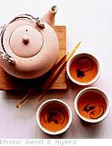 Fresh Lime and Honey Tea