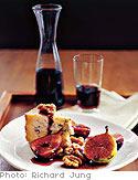 Port-Glazed Figs