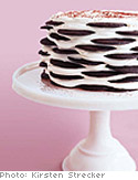 Image of Allysa Torey's Wafer Icebox Cake, Oprah