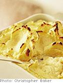 Puffy Mashed Potatoes
