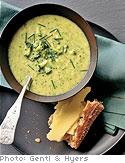 Broccoli Leek Soup