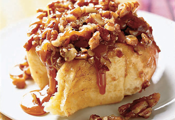 Gooey Cinnamon Sticky Buns recipe