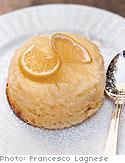 Meyer Lemon Pudding Cake