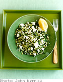 Image of Arugula And Barley Tabbouleh, Oprah