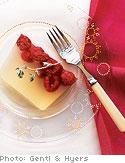 Cool Raspberry-Lime Terrine