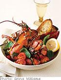 Maine Lobster Acqua Pazza