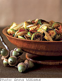 Brussels Sprouts with Turkey Bacon