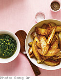 Gremolata Potatoes