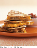 Quesadillas (with Butternut Squash)