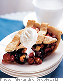 Old-Fashioned Cranberry Pie