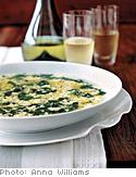 Stracciatella (Italian Egg Drop Soup)
