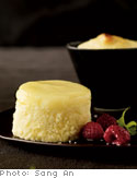 Key Lime-Buttermilk Souffles