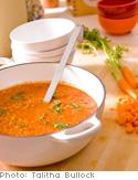 Lunchtime Lentil Soup