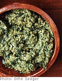 Parsley and Mint Pesto
