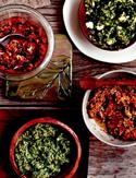 Sun-Dried Tomato Pesto