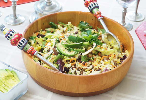 Cristina Ferrare's Loaded Taco Salad
