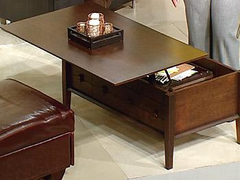 Julia West Coffee Table/Desk