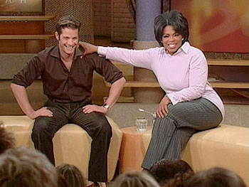 Nate and Oprah