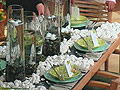 Stress-Free Garden Party Table Decorations - Oprah.