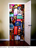 A house of clutter