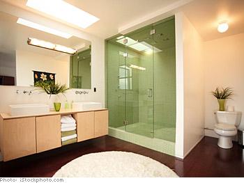 Organize your bathroom.