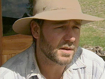 Russell Crowe's magnificent Australian ranch