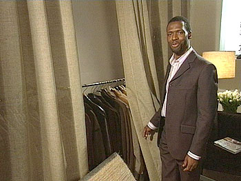 Henry and wardrobe
