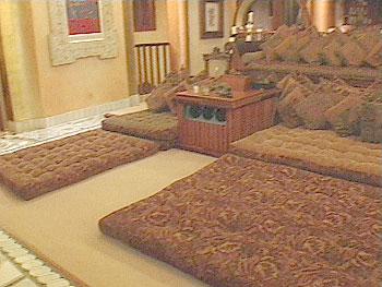 Gloria Estefan's personal home theater