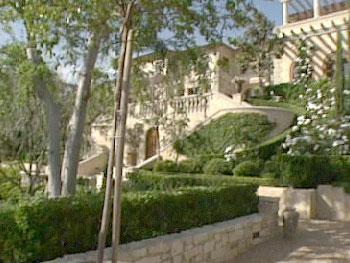 Lionel Richie S Beverly Hills Estate