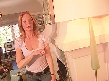 Marg Helgenberger shares her lighting secrets.