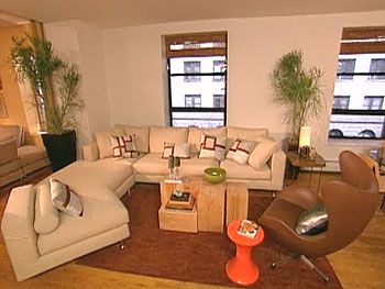 Paige's sofa