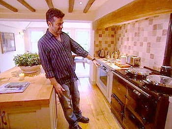 inside george michael 39 s home