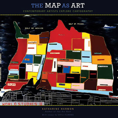 The Map as Art (Princeton Architectural)