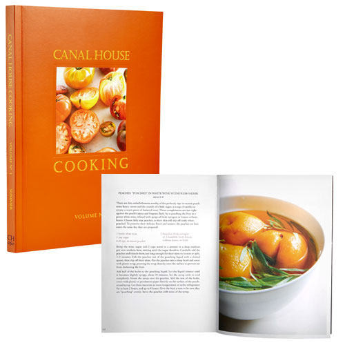 Canal House Cooking Cookbook