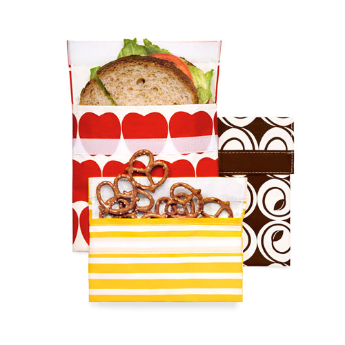LunchSkins Reuseable Sandwich Bags