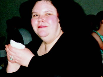 Frances Kuffel weighed more than 300 pounds at her peak.
