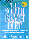 'The South Beach Diet' by Arthur Agatston, MD