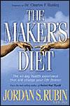 'The Maker's Diet' by Jordan S. Rubin, NMD, PhD