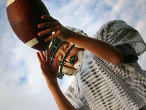 Should you let your kids play football?