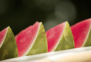 Watermelon can work like Viagra.