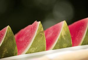 Watermelon can work like Viagra.