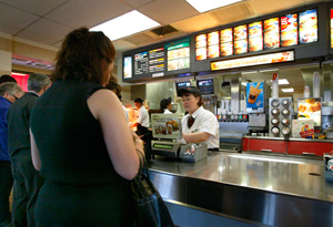 Healthcare reform mandates new menu health information.