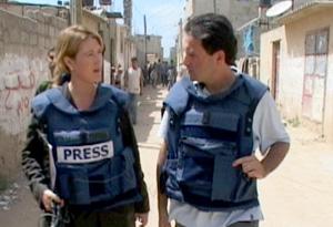 Jennifer Griffin in Israel.
